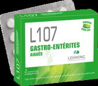 Lehning L107 Comprimés Orodispersibles 2plq Pvc/pvdc/alu/20 à CUISERY