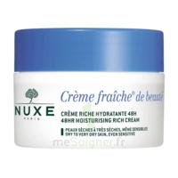 Crème Fraiche® De Beauté - Crème Riche Hydratante 48h Et Anti-pollution50ml à CUISERY