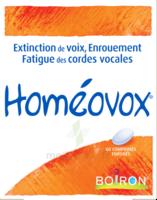 Boiron Homéovox Comprimés à CUISERY
