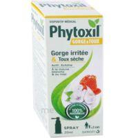Phytoxil Gorge Et Toux Spray Fl/20ml à CUISERY