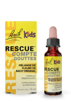 RESCUE® KIDS Compte-gouttes - 10 ml à CUISERY