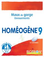 Boiron Homéogène 9 Comprimés à CUISERY