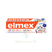 Elmex Enfant Pâte dentifrice dent de lait 50ml