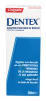 Dentex Solution Pour Bain Bouche Fl/300ml à CUISERY