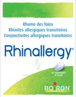 Boiron Rhinallergy Comprimés B/40 à CUISERY