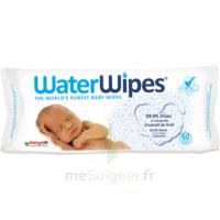 Waterwipes Lingette Nettoyante Bébé B/60 à CUISERY