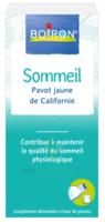 Boiron Sommeil Pavot Jaune de Californie Extraits de plantes Fl/60ml à CUISERY
