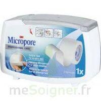 Micropore Sparadrap Microporeux 25mmx5m DÉvidoir à CUISERY