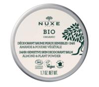 Acheter Nuxe Bio Déodorant Baume Fraîcheur 24h Peaux Sensibles Pot/50g à CUISERY