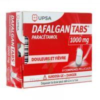 Dafalgantabs 1 G Cpr Pell Plq/8 à CUISERY