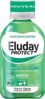 Pierre Fabre Oral Care Eluday Protect Bain De Bouche 500ml à CUISERY
