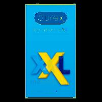 Durex Comfort Xxl Préservatif Lubrifié B/10 à CUISERY