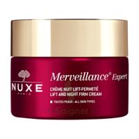 Nuxe Merveillance Expert Crème Nuit Rides Installées Et Fermeté Pot/50ml à CUISERY