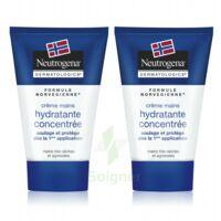 Neutrogena Crème mains hydratante concentrée 2T/50ml à CUISERY