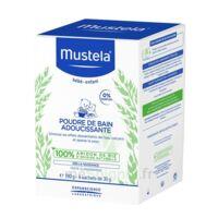 Mustela Bebe Enfant Poudre De Bain Adoucissante 6 Sachets/30g à CUISERY