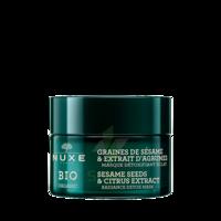 Nuxe Bio Masque Détoxifiant Eclat 50ml à CUISERY
