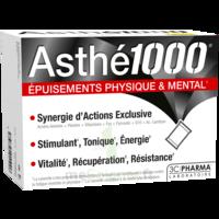 ASTHE 1000 Poudre à diluer épuisements physique & mental 10 Sachets à CUISERY